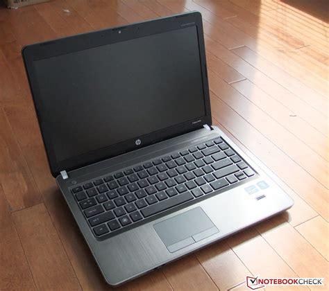 Keyboard Laptop Hp Probook 4430s hp probook 4430s xu013ut laptop review notebookcheck net