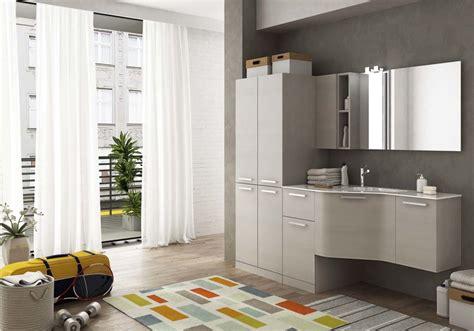 armadi da bagno mobili da bagno moderni collezione lavanderia