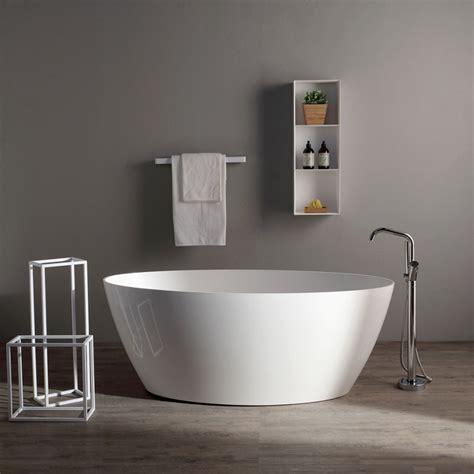 vasca per bagno vasca da bagno in resina di marmo freestanding kvstore