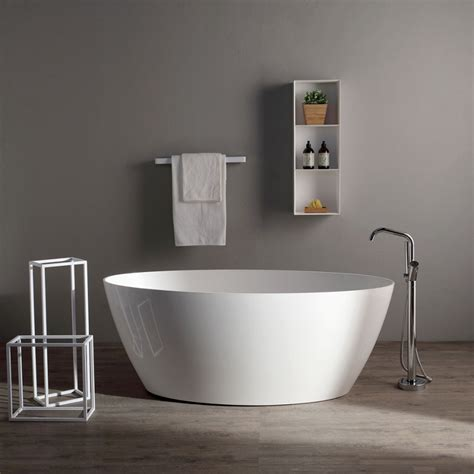 rivestimenti vasche da bagno vasca da bagno in resina di marmo freestanding kvstore