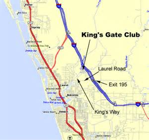 map nokomis florida directions to kgc