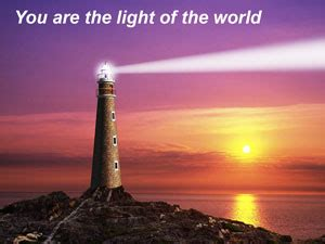 You Are The Light Of by Seeing The Light Jesus In New West
