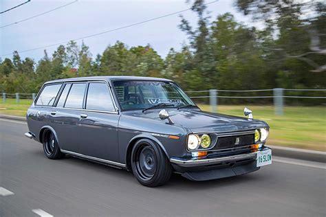 Datsun Wagon 1971 datsun 1600 wagon 510 low