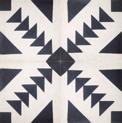 dramatic contrast 20 gorgeous black white tile patterns