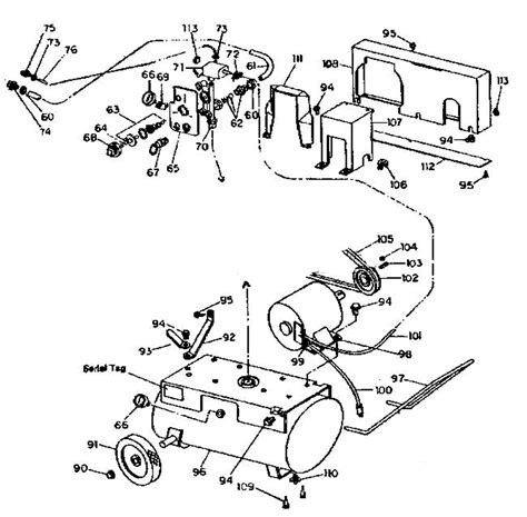 sanborn 220v air compressor wiring diagram wiring