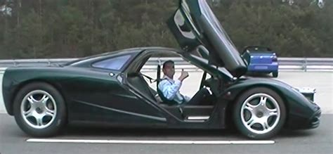 mclaren f1 the story its record top speed image