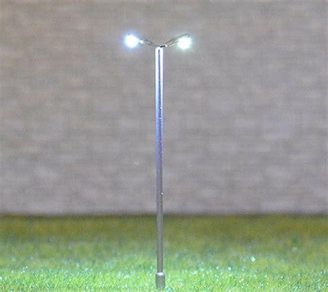 n scale yard lights n scale lposts
