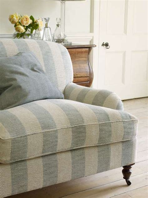Bf Stripped Light Blue best 25 striped sofa ideas on striped