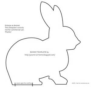 Bunny Templates To Print by Bunny Templates To Print Www Imgkid The Image Kid