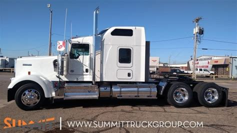 kenworth w900 2017 2017 kenworth w900l conventional trucks for sale 55 used