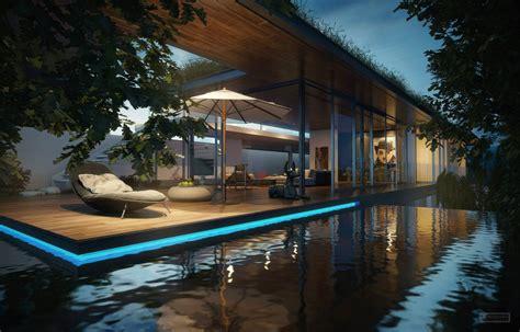 Decke Modern by Modern Deck Design Interior Design Ideas