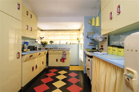 What S Cooking The Evolution Of Kitchen Design The Luxpad 1950 Kitchen Design