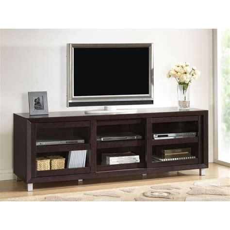 Cabinet Shopping by Pacini Brown Tv Cabinet Overstock Shopping