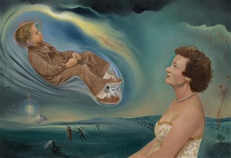 dal the paintings the story behind one of salvador dal 237 s strangest portraits huffpost