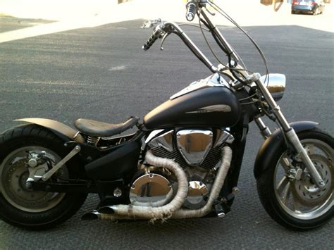 imagenes de motos chopper honda vtx 1300 bobber autos motos y otros gt motos