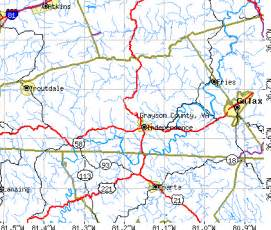 grayson county map book covers