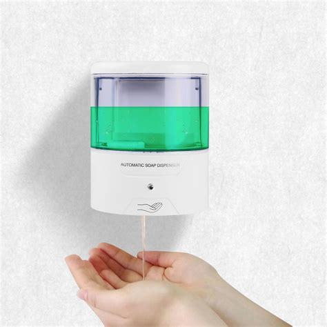 Dispenser Sabun Manual 2 Tabung Wash Soap wall mounted soap dispenser argos automatic foaming soap