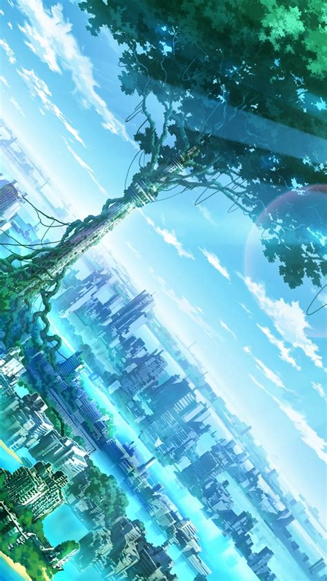 anime landscape wallpapers  pictures