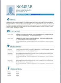 Plantillas De Curriculum Word Descargar Modelos De Curriculum Vitae En Word Para Completar Apexwallpapers