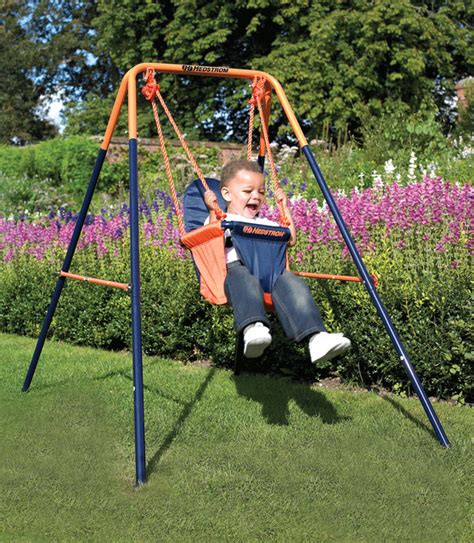 toddler swing sets hedstrom folding toddler swing contemporary kids