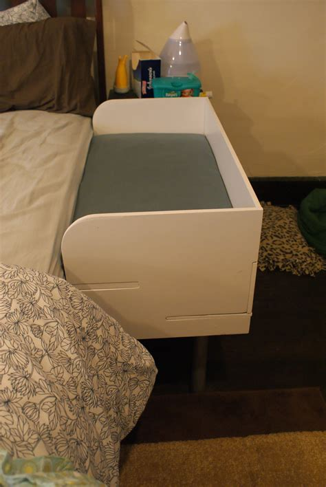 Co Sleepers That Attach To Your Bed by Co Sleeper Goodness Living Simply
