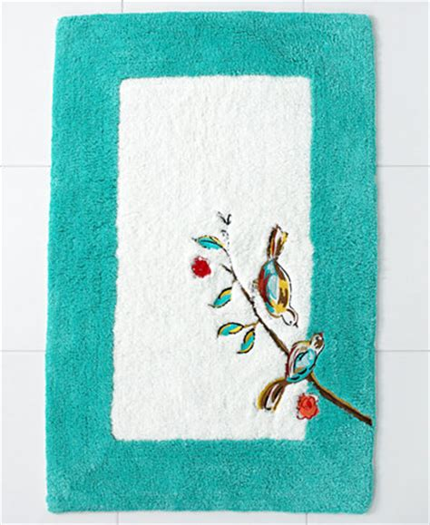 macys bathroom rugs lenox simply fine bath accessories chirp bath rug
