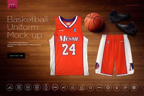 design jersey for free basketball uniform mock up product mockups creative market