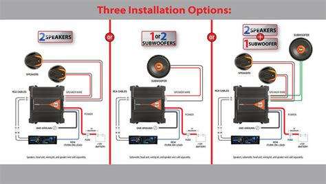 soundstream subwoofer wiring diagram car audio install