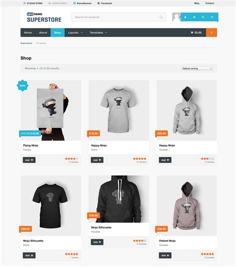 design by woo themes overview of woocommerce woocommerce tutorial fastcomet