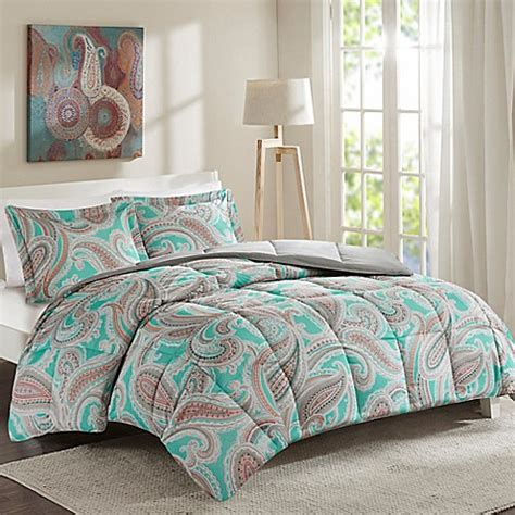 Intelligent Design Paola Twin Twin Xl Comforter Set In Comforter On Xl Bed