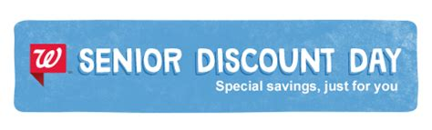 is there a certain day for senior discount at great clips coupon stl walgreens senior discount day 12 3 12