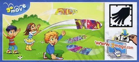 draghi volanti draghi volanti sorpresine kinder italia novit 224 2012