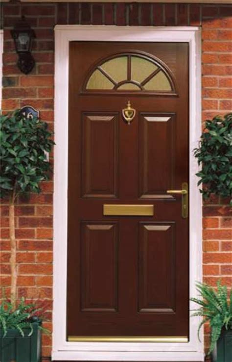 brown doors the anglian difference is your door secure to
