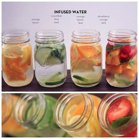 Water Infused Detox Drinks by Make Your Own Detox Drink For Daily Enjoyment Cleansing