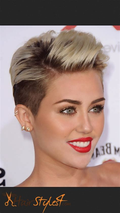 name of miley cyrus hairdo what are the miley cyrus hairstyles hairstyles4 com