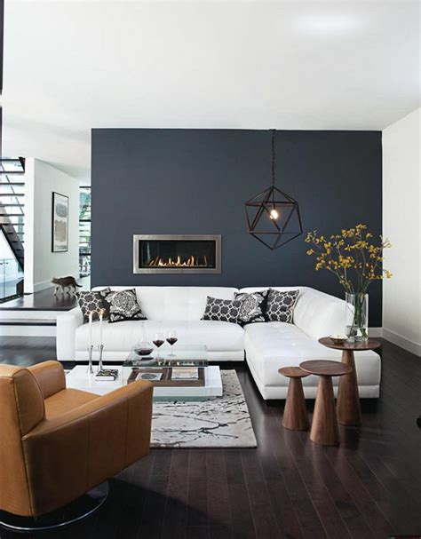 graue wohnzimmermöbel die graue wandfarbe 43 interieur ideen damit archzine net
