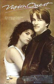 matthew modine madonna movie madonna was cast to appear in the 1985 film vision quest