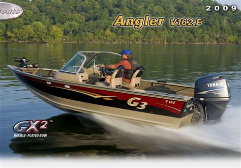 g3 boat gauges research 2009 g3 boats angler v162 f on iboats