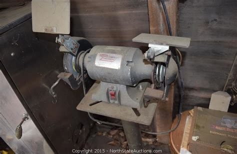dayton bench grinder north state auctions auction yuba city estate