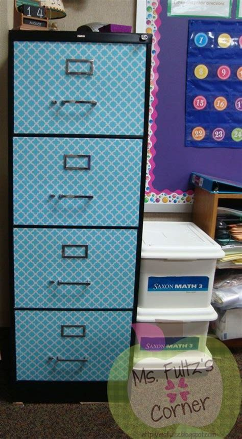 contact paper cabinet makeover my creations pinterest 8 best images about first grade classroom decor on