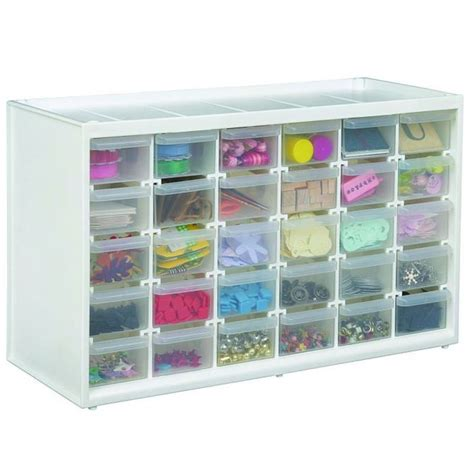 artbin store in drawer cabinet storage container bin