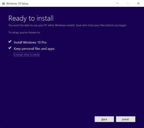 install windows 10 immediately how to install windows 10 november update right now