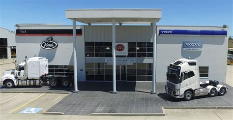 volvo truck dealers australia used volvo ud and mack trucks vcv rockhton