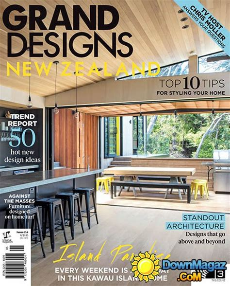 home design magazine new zealand grand designs nz issue 2 4 2016 187 download pdf magazines