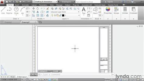 tutorial autocad template understanding templates
