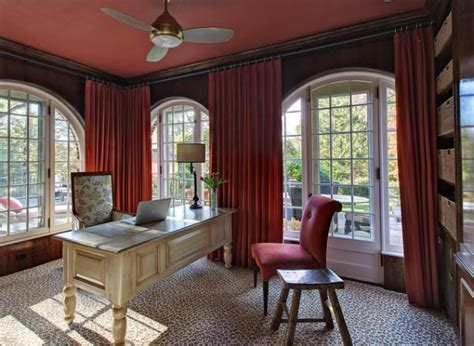 Windows Home Office 10 Arched Window Treatment Ideas That Keep Their