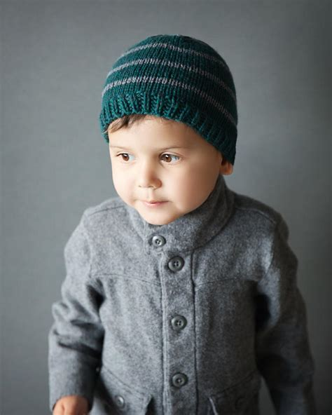 knitted baby boy hat patterns toddler boy knit hat pattern allfreeknitting