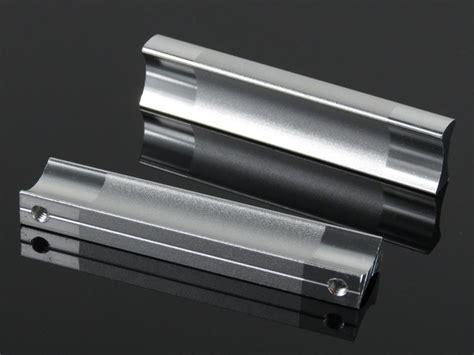 free shipping 64mm aluminium handles modern drawer knobs