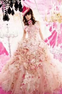 pink dress for wedding peachy pink wedding dresses wedding inspirasi
