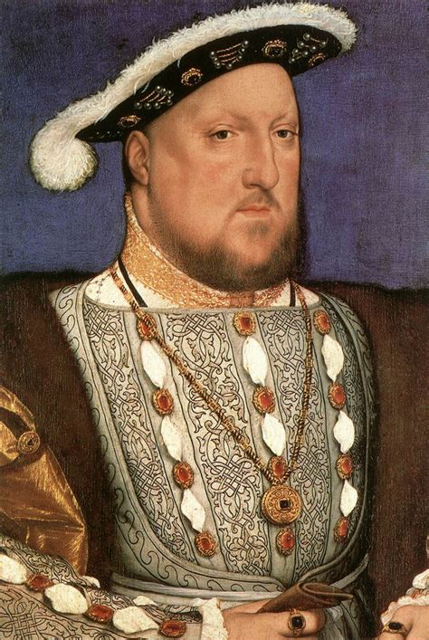tudor king portraits of henry viii and his family